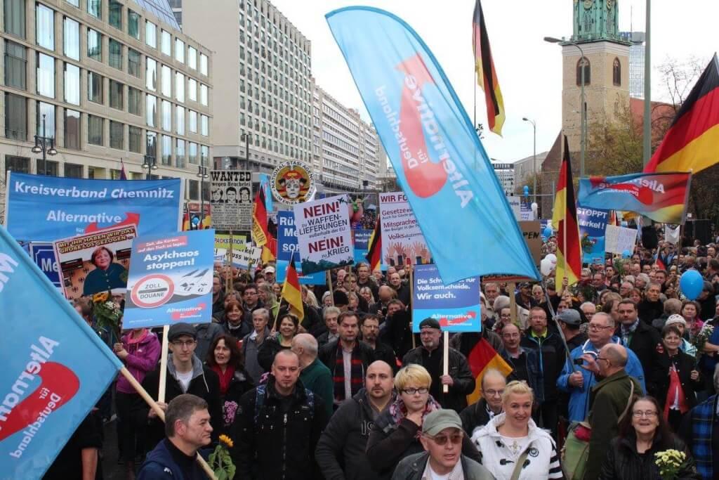 Demonstrationen Nrw