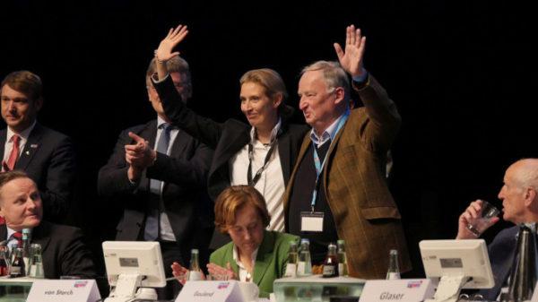 Bundesparteitag: Wahlprogramm beschlossen und Spitzenduo gewählt