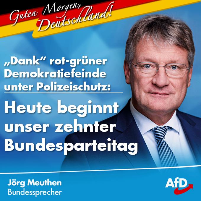 Afd Bundesparteitag Livestream