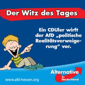 Der Witz Des Tages Russlanddeutsche Für Afd Nrw