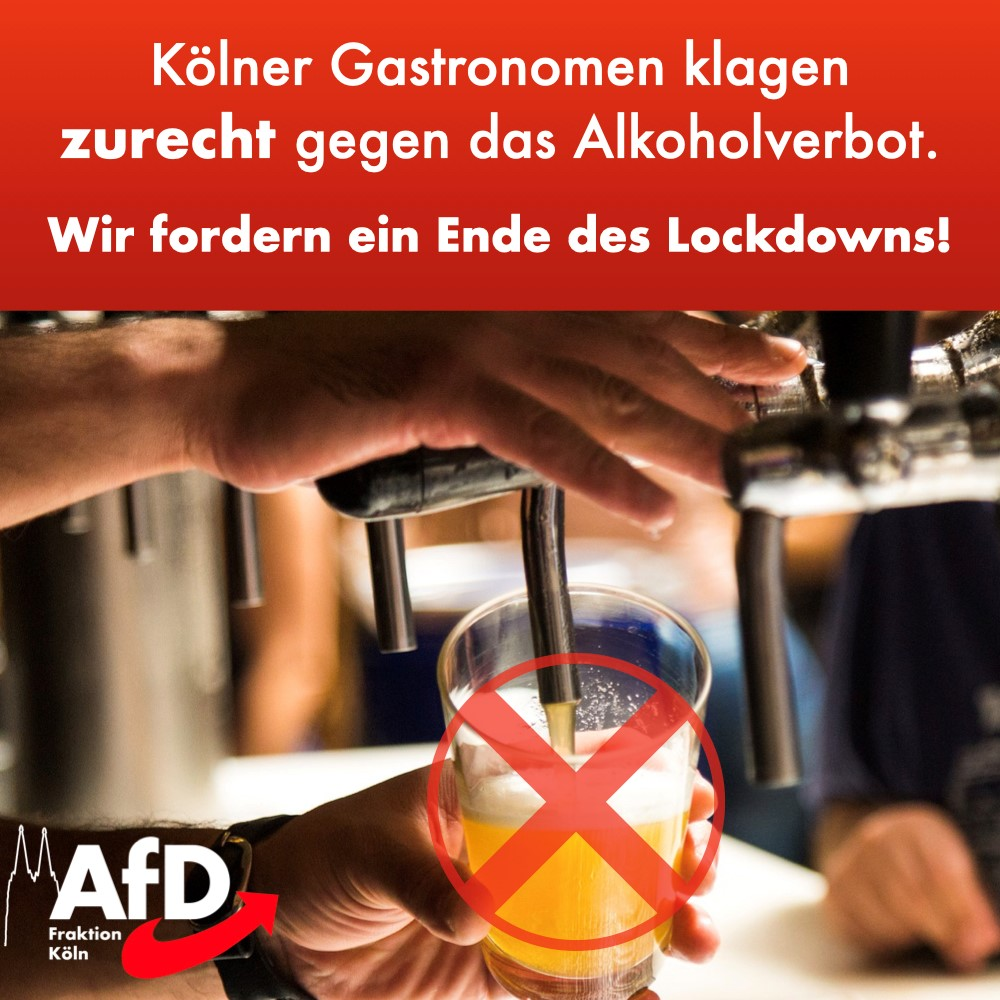 Demo Köln Afd