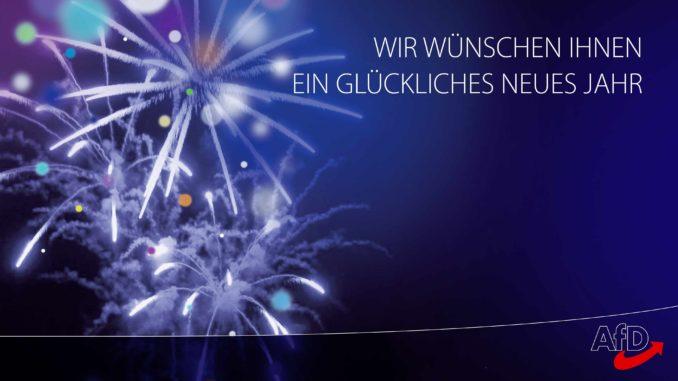 Wir wünschen allen eine schöne Silvesternacht und ein gutes neues ...