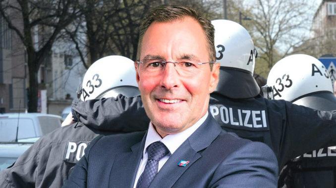 AfD bringt Antrag zur Erprobung von Tasern bei niedersächsischer Polizei ein