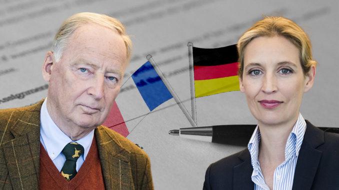 Der Deutsch Französische Aachener Vertrag Entfremdet Uns Von Den