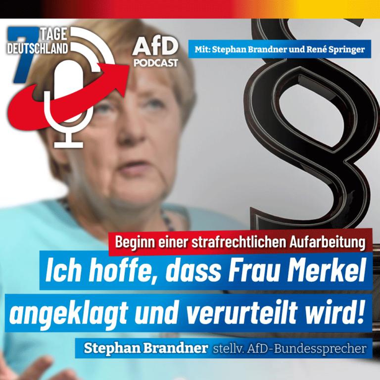 7 Tage Deutschland – der AfD-Wochenendpodcast 40/21 vom 01.10.2021