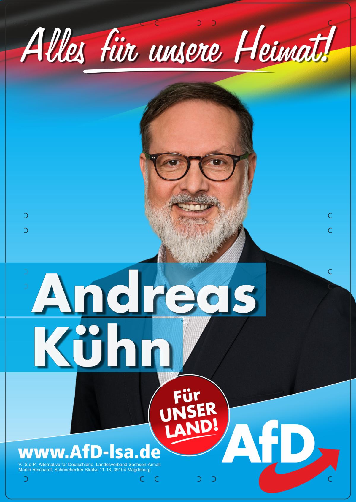 Direkt-Kandidaten 2021 | AfD Sachsen-Anhalt