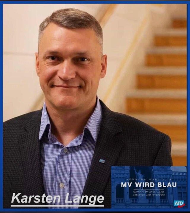 Unsere Kandidaten stellen sich vor: Karsten Lange