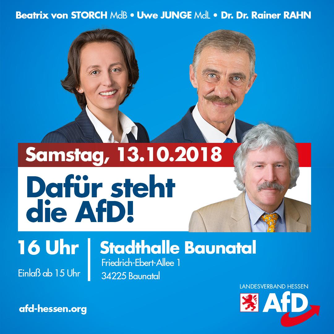 Afd Hessen Veranstaltungen